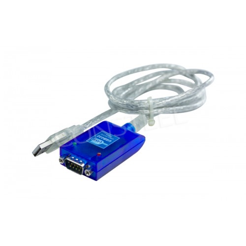 Przemysłowy konwerter RS232 na USB - USB232
