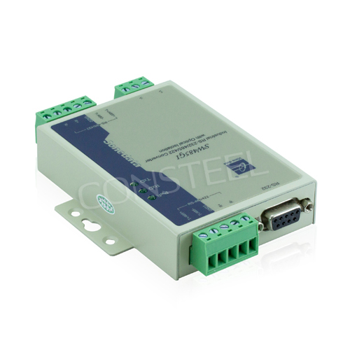 Przemysłowy konwerter RS232 na RS485, izolacja 3000V - SW485GI