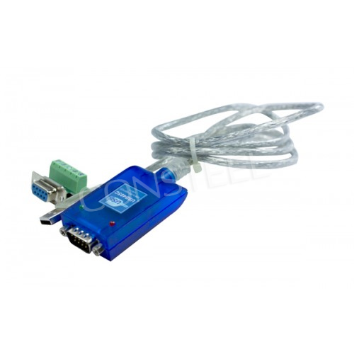 Przemysłowy konwerter RS485 na USB - USB485