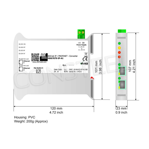 industrial bacnet ip to profinet converter hd67679 ip a1 rh consteel electronics com BACnet MS TP to IP BACnet MS TP Wiring