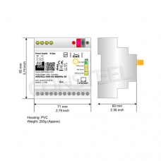 HD67811-KNX-B2-169MHz-0