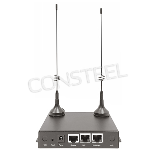Przemysłowy router 4G LTE z obsługą VPN - CM520-86F(LTE)