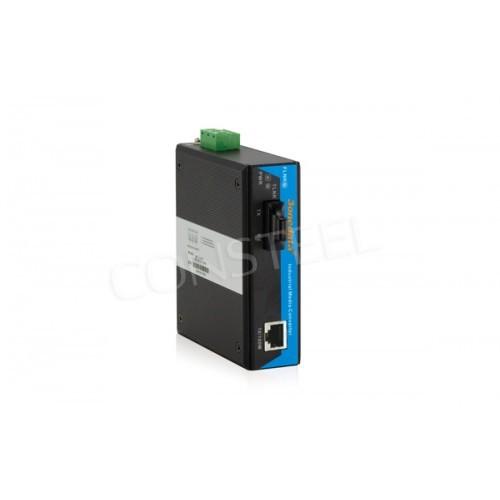 Przemysłowy media konwerter Ethernet na światłowód - IMC101B-F(M)
