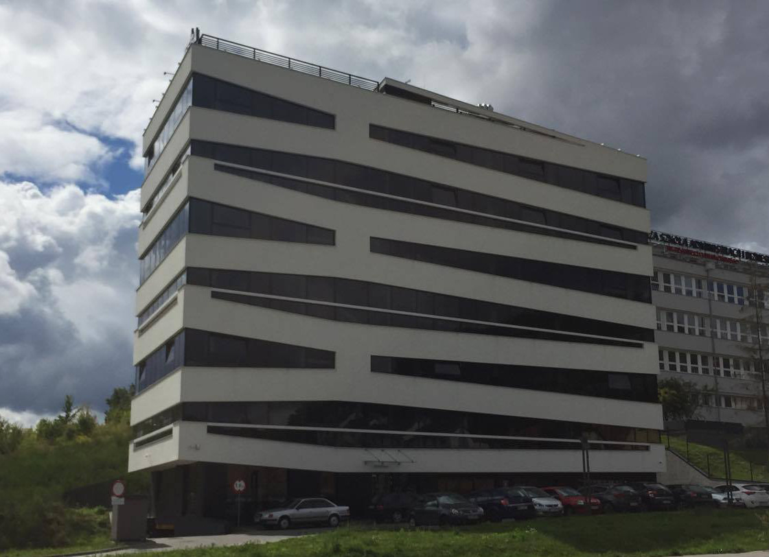 BIURO: Siedziba CONSTEEL Trading, CONSTEEL Electronics